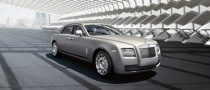 Rolls Royce Ghost Extended Wheelbase Presented in Shanghai