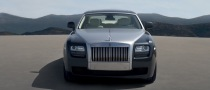 Rolls Royce Ghost Official Details and Photos