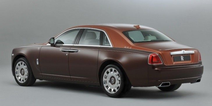 Rolls Royce Ghost One Thousand and One Nights Edition [Photo Gallery]