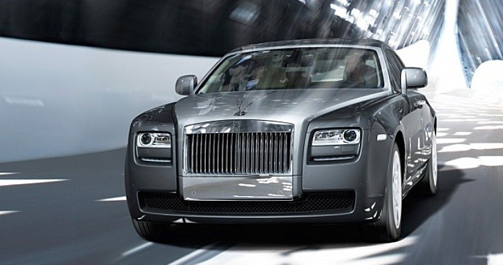 Rolls Royce Ghost Recalled Due to Fire Hazard