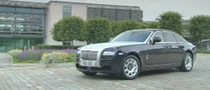 Rolls Royce Ghost Video Released