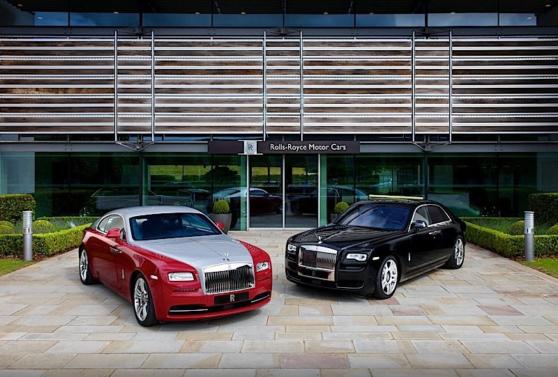 Rolls Royce Made Two Special Cars For This Year S Goodwood Festival Of Sd