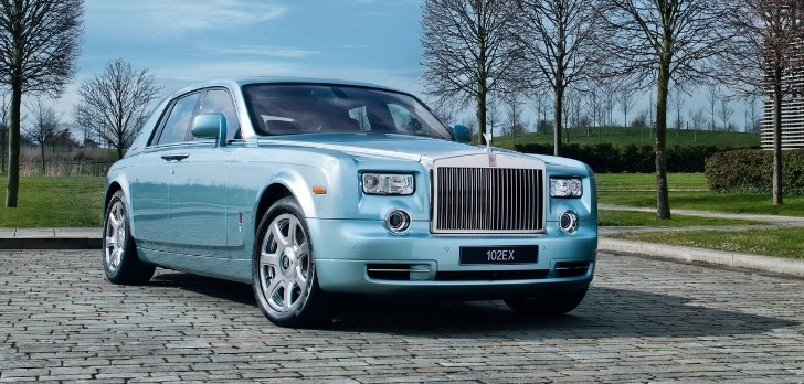Rolls-Royce: No Electric Phantom