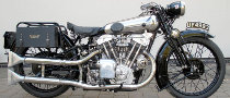Rolls Royce of Motorcycles Sold for World Record Price