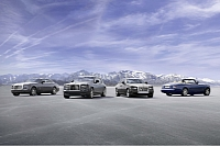 Rolls Royce product line-up