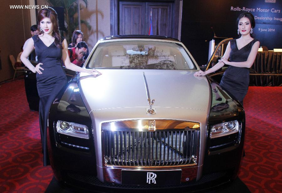 Rolls-Royce Opens First Dealership in Cambodia - autoevolution