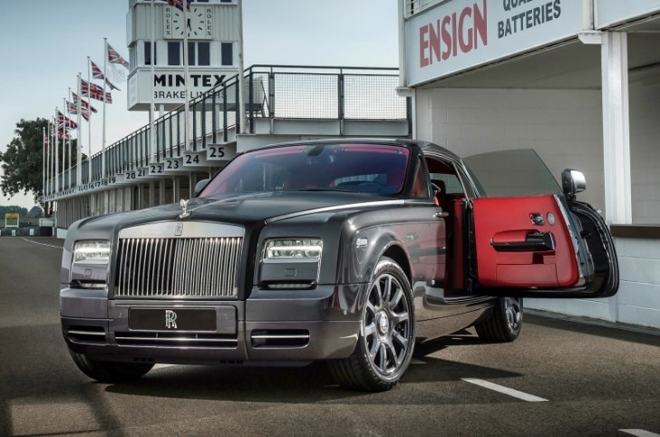 Rolls-Royce Phantom Bespoke Chicane Coupe Revealed [Photo Gallery]