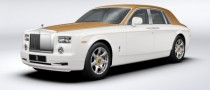 Rolls Royce Phantom Bespoke Collection for the Middle East