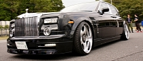 Rolls-Royce Phantom by Junction Produce Is Pure Overkill