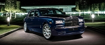 Rolls-Royce Phantom Celestial Edition Revealed in Dubai