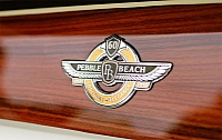 Rolls Royce Phantom Drophead Coupe Pebble Beach badge