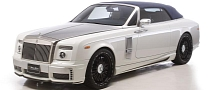 Rolls-Royce Phantom Drophead Coupe Tuned by Wald International [Photo Gallery]
