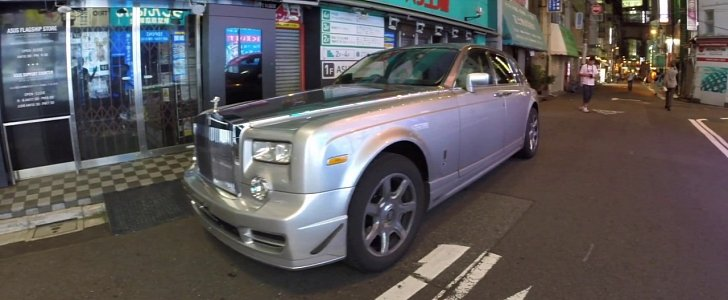 Blasphemy: Rolls-Royce Phantom Gets 900 HP Toyota 2JZ Inline-Six Engine