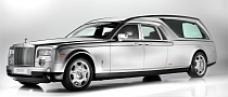 Rolls Royce Phantom Hearse For The Funeral Win?