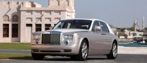 Rolls Royce Phantom Pearl of Arabia for the Middle East