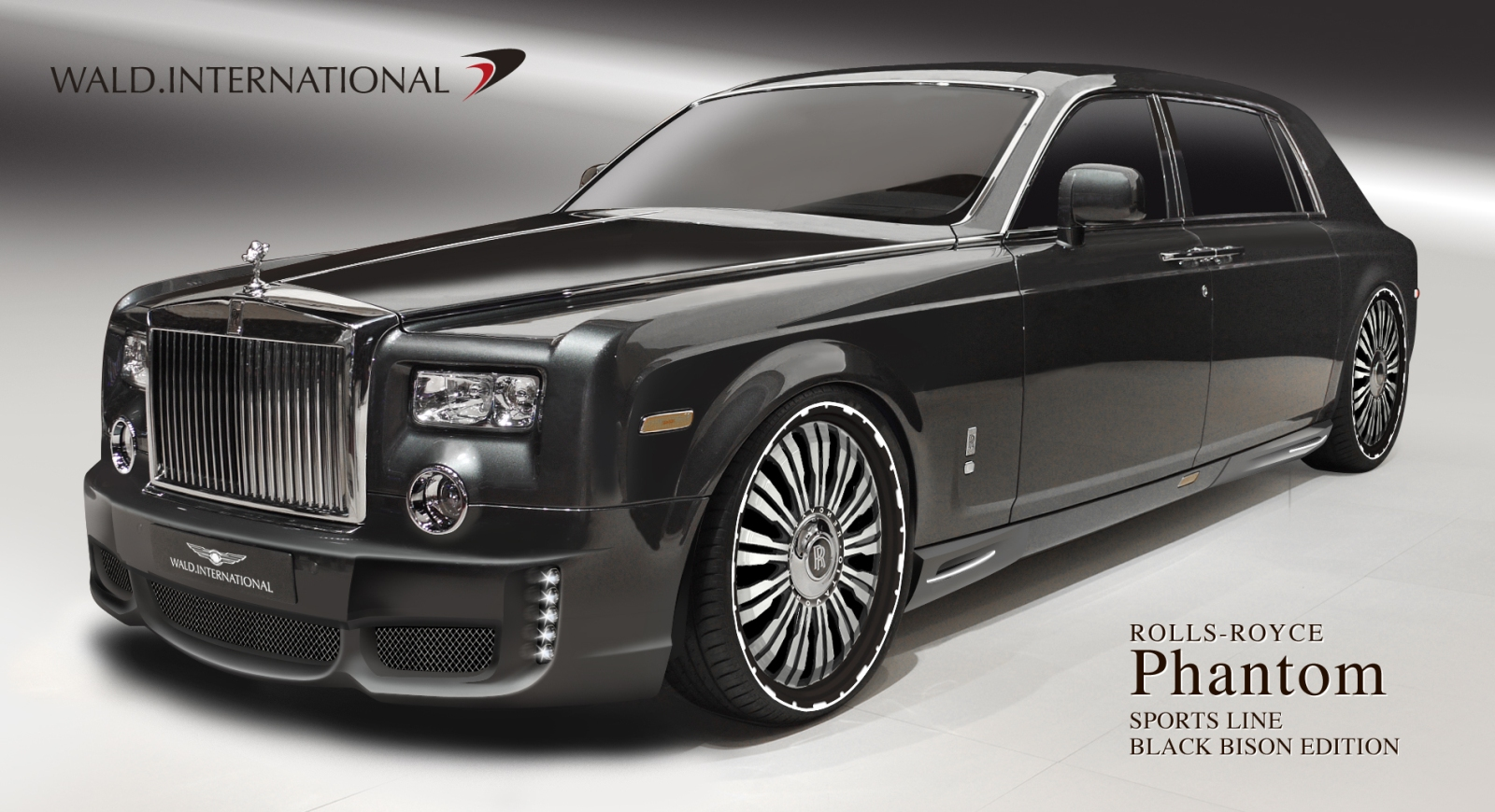 rolls royce phantom sports line black bison edition previewed autoevolution. Black Bedroom Furniture Sets. Home Design Ideas