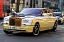 Rolls-Royce Phantom Tuning Fail Spotted in London [Video]