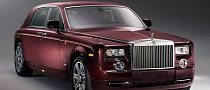 Rolls Royce Phantom 'Year of the Dragon' Debuts in China