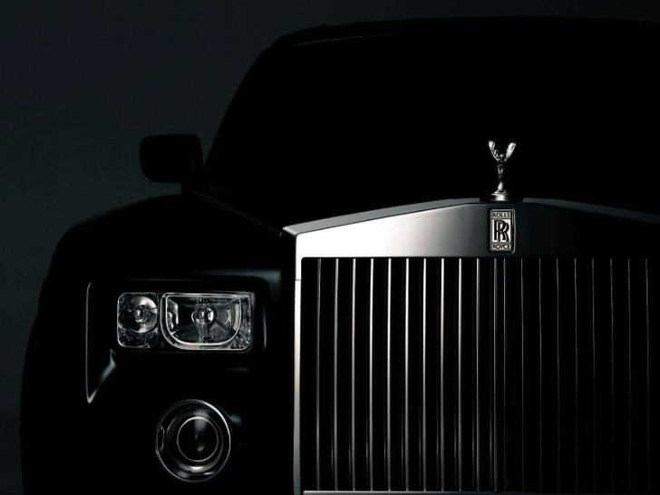 Rolls-Royce Planning V16 Roadster, SUV