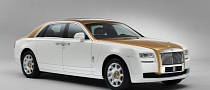 Rolls-Royce Reveals Ghost Chengdu Golden Sun Bird One-Off