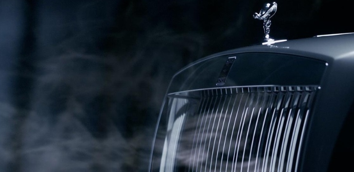 Rolls Royce Reveals New Wraith Teaser