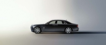 Rolls Royce RR4 Officially Baptized Ghost