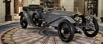 Rolls Royce Silver Ghost 'Top Gear' London-Edinburgh Trial to Be Recreated