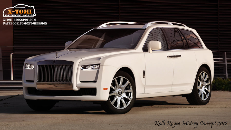 Rolls Royce Suv Might Be Canceled Due To Design Issues