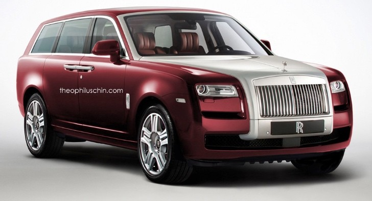Rolls Royce Suv Will Have Its Own Aluminum Chassis Not