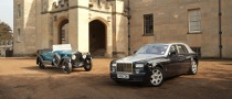 Rolls Royce Takes the Spirit of Ecstasy to Salon Prive 2011