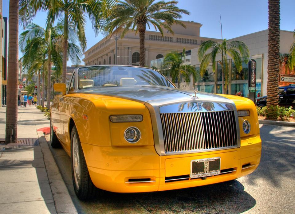 Rolls-Royce Teams Up With Bijan - autoevolution