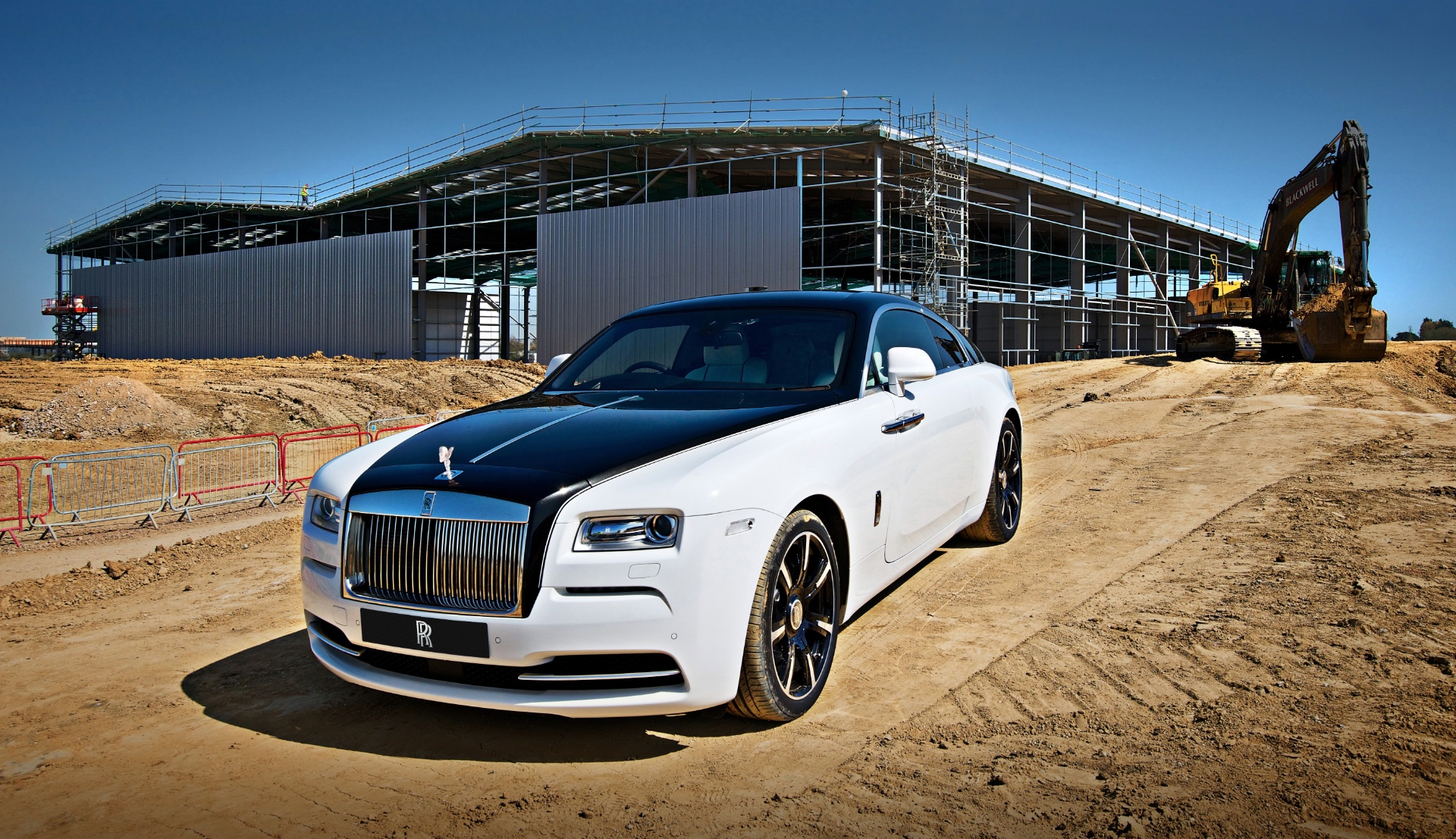 Rolls royce will have a new technology and logistics for Rolls royce auto