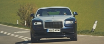Rolls-Royce Wraith Coupe Driving Experience Explained [Video]