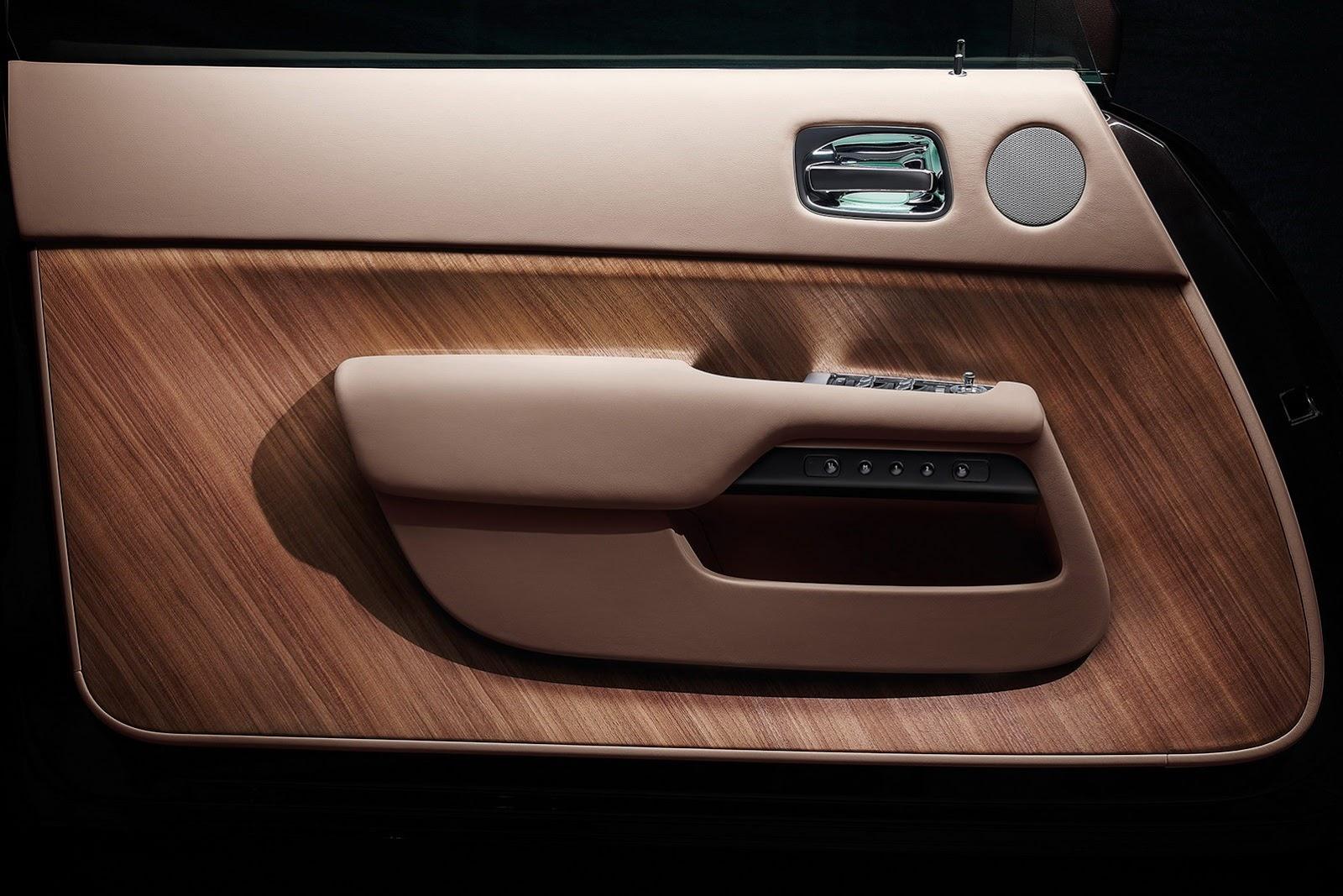 Rolls Royce Wraith Coupe Interior Teased Autoevolution