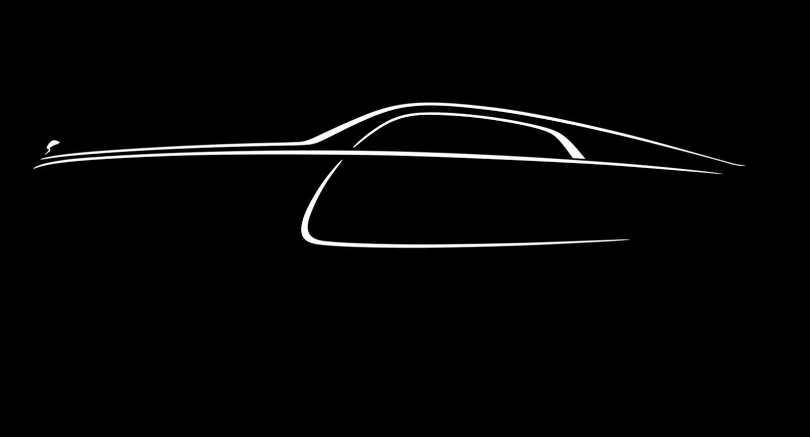 Rolls Royce Wraith Is A Fastback Autoevolution