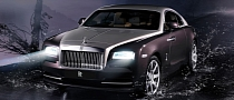 Rolls-Royce Wraith Officially Unveiled in Geneva [Photo Gallery]