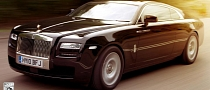 Rolls Royce Wraith Rendering Released