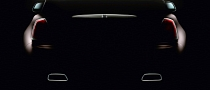 Rolls Royce Wraith Teased Once Again