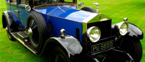 Rolls-Royce 40/50hp Silver Ghost Up for Grabs
