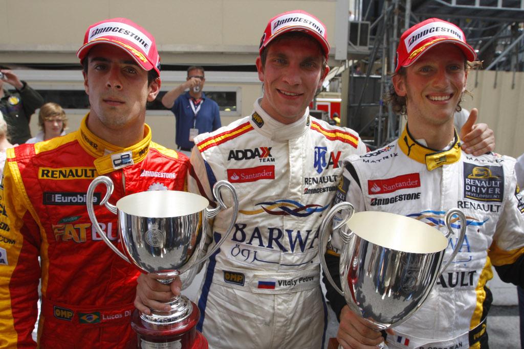 Romain Grosjean Wins Gp2 Race In Monaco Autoevolution