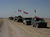 The Romanian Army is using the ARO in Iraq