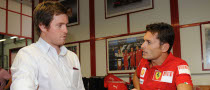 Rome Proud of Fisichella, Hail Ferrari Decision