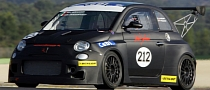 Romeo Ferraris Abarth 500 Race Car Replica Coming