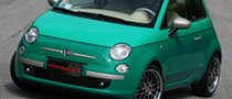 Romeo Ferraris Launches Fiat 500C Sardinia