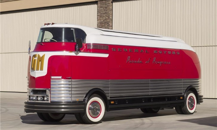 Ron Pratte S Futurliner Bus Hammers 4 Million Money Goes