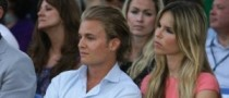 Rosberg's Girlfriend Vivian Sibold to Design Lotus F1 Motorhome