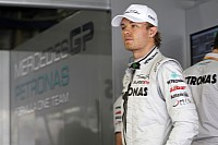 Nico Rosberg could have scored big in China