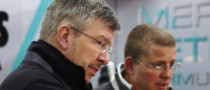 Ross Brawn to Sell Share in Mercedes GP