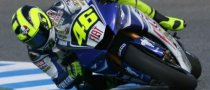 Rossi Blames Electronics for Lack of Show