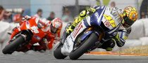 Rossi Fourth on His Comeback at Sachsenring